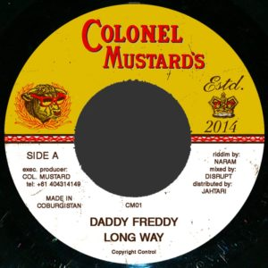 Daddy Freddy – <br />Long Way