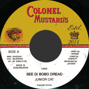 Junior Cat – <br>See Di Bobo Dread