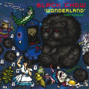 Black Chow &#8211; <br>Wonderland EP