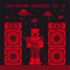 Jahtarian Dubbers <br />Vol. 2 (LP re-issue)