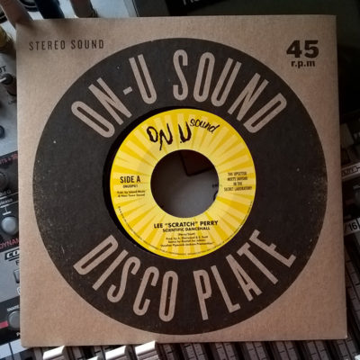 Lee Perry vs. Jahtari 7″ on On U Sound