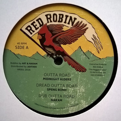 """Red Robin's """"Outta Road"""" heavyweight-12 is up for pre-order"""