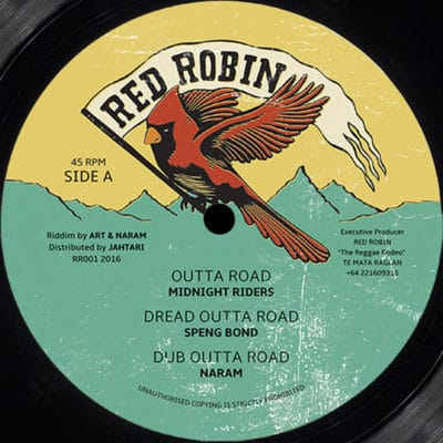Red Robin 01 – <br>Outta Road