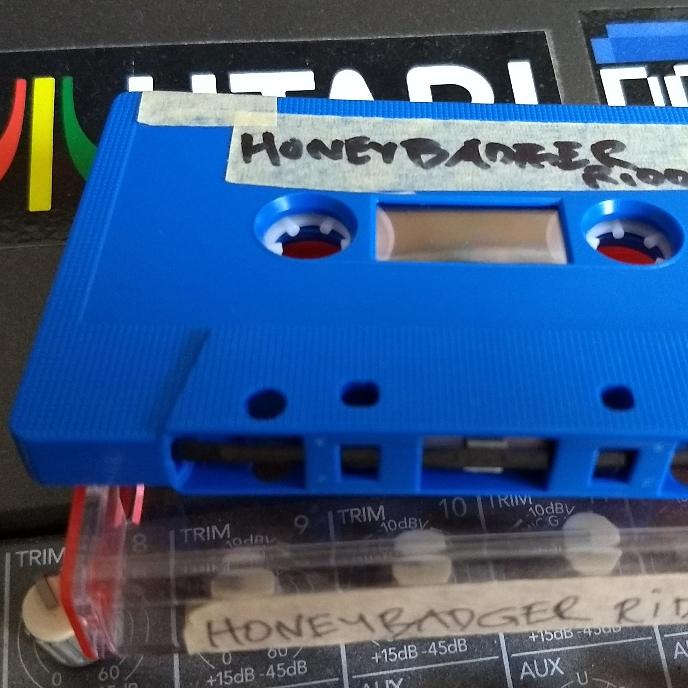 Peter King 7″ in the tube – jam from 8-track cassette