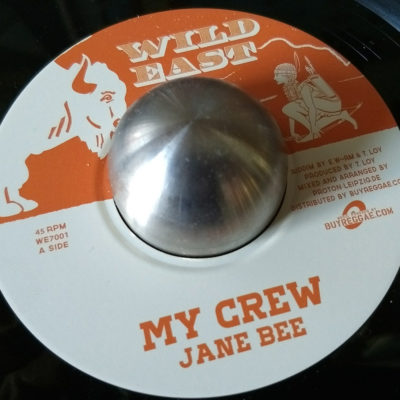 Jane Bee – My Crew