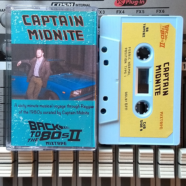 Captain Midnite – Back To The 80s II mixtape
