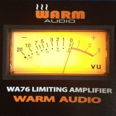 Warm Audio WA76 compressor – Cinemag transformers!