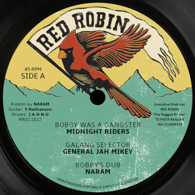 Red Robin 02 – Bobby Was A Gangster (12inch)