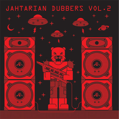 Jahtarian Dubbers Vol. 2 (LP re-issue)