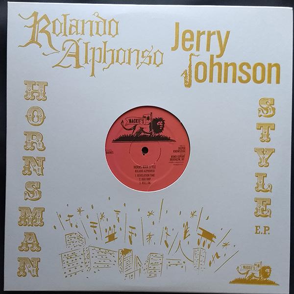 Rolando Alphonso / Jerry Johnson – Hornsman Style EP (12″)