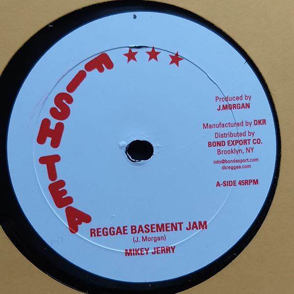 Mikey Jerry – Reggae Basement Jam (10″)