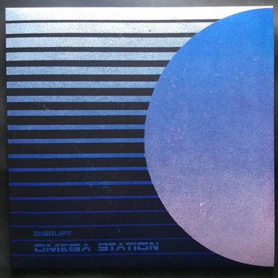 disrupt – Omega Station (LP)