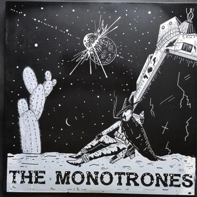 The Monotrones – Johnny EP (12″)