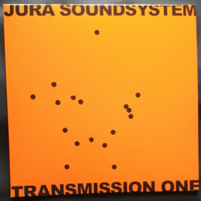 Jura Sound System – Transmission One (2LP)