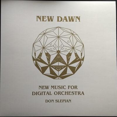 Don Slepian – New Dawn (LP)