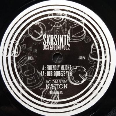 SKRS – Lost & Found Vol. 2 (7″)