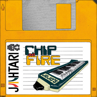 disrupt – Chip on Fire / Jojo's Skank (7″)