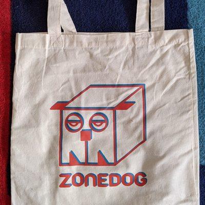 Zonedog vinyl bag